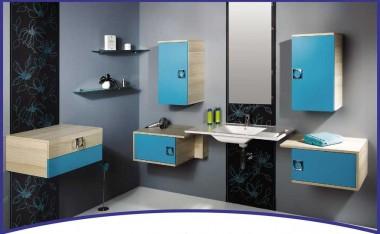 Salle de bain euro pvc for Salle de bain 6000 euros