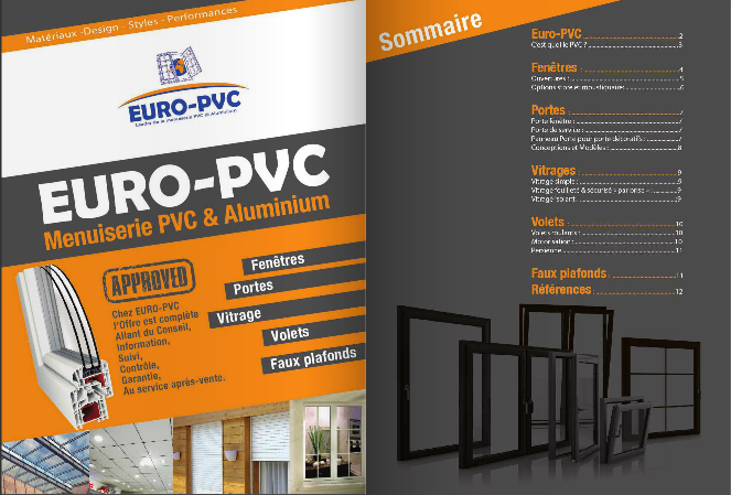 Catalogue Euro Pvc