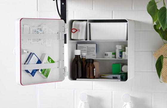 Autres meubles euro pvc for Pharmacie pour salle de bain